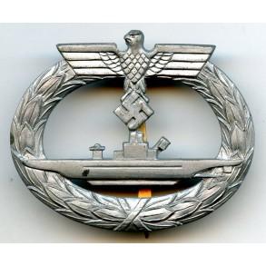 "U-boat badge by Foerster & Barth ""L/21"""