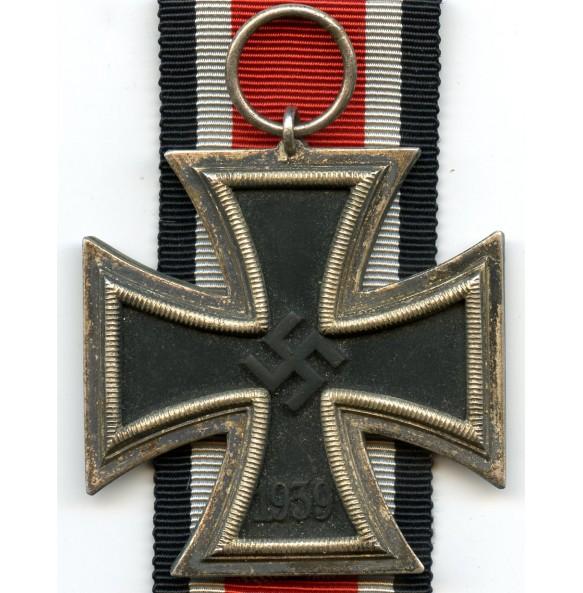 Iron cross 2nd class by Deschler & Sohn