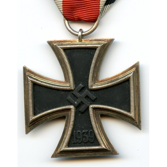 Iron cross 2nd class by Klein & Quenzer, type 1 + package