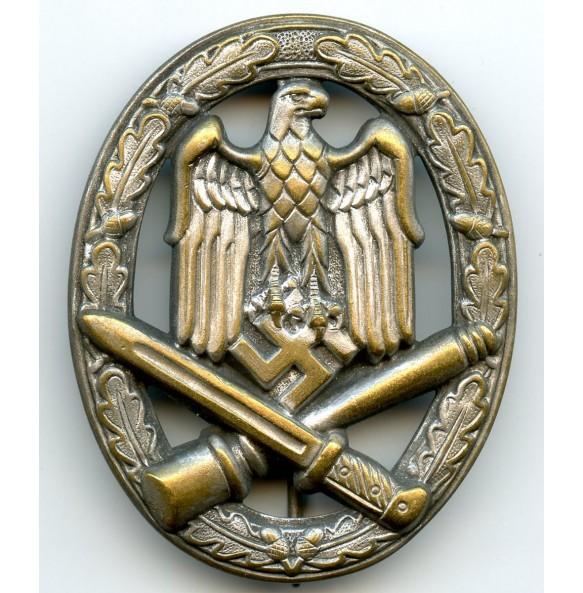 General assault badge by Petz & Lorenz