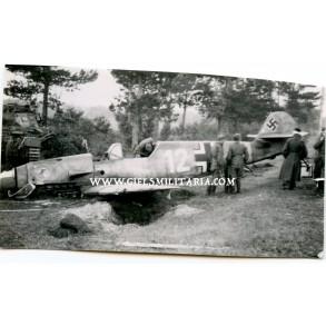 ME-109 JG51, crashed 19.7.44 over the channel