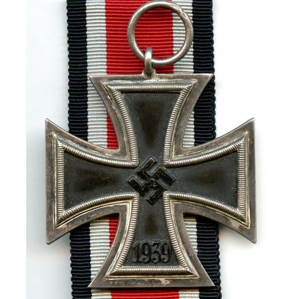 "Iron cross 2nd class by Rudolf Wächtler & Lange ""100"""