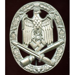 General assault badge by W. Deumer