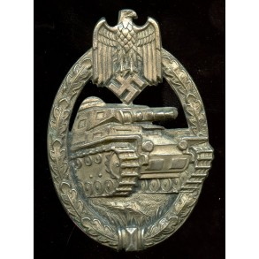 Tank troop replica badge
