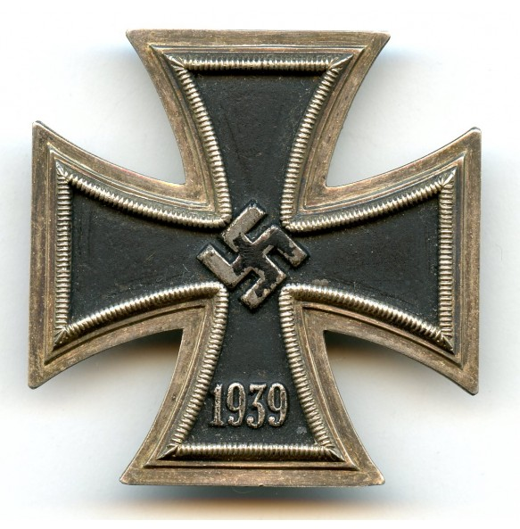 Iron cross 1st class by R. Souval, personalised
