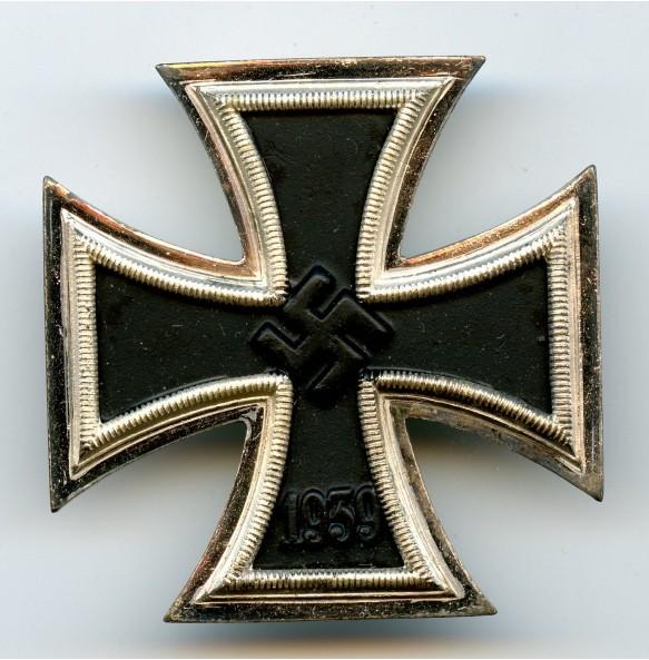 """1939 Iron Cross 1st class by Steinhauer & Lück """"4"""" MINT"""