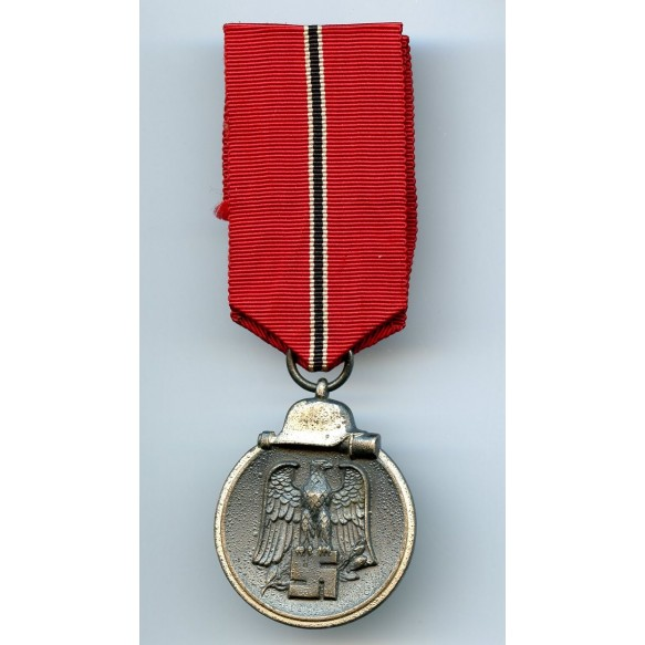 "East front medal by Carl Wild ""107"""