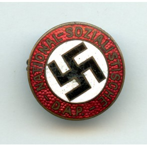"Party pin by F. Zimmermann ""72"", small variant"