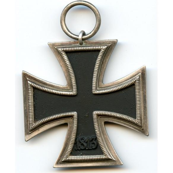 Iron cross 2nd class by J.E. Hammer & Söhne + package