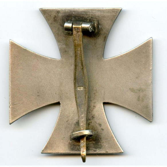 Iron cross 1st class by F. Orth