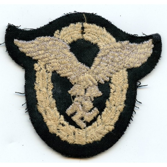 Luftwaffe pilot badge in cloth