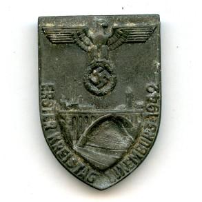 """Tinnie """"Erster kreistag Luxemburg 1942"""""""