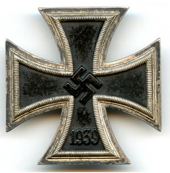 """1939 Iron Cross 1st class by Steinhauer & Lück """"4"""""""