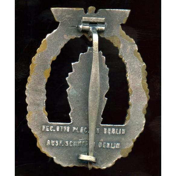 Minesweeper badge by Schwerin Berlin