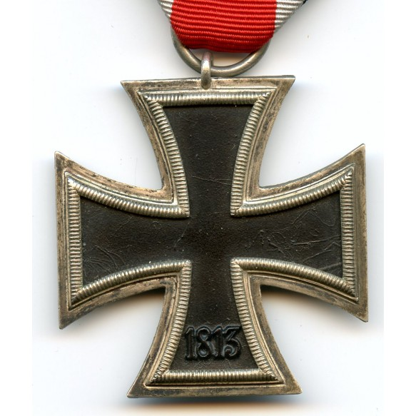 Iron cross 2nd class by O. Schickle, early variant