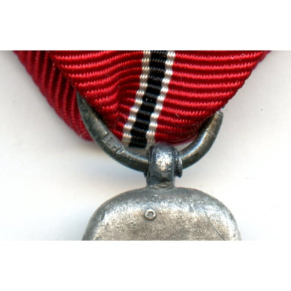 "East front medal by Richard Simm & Sohne ""93"""