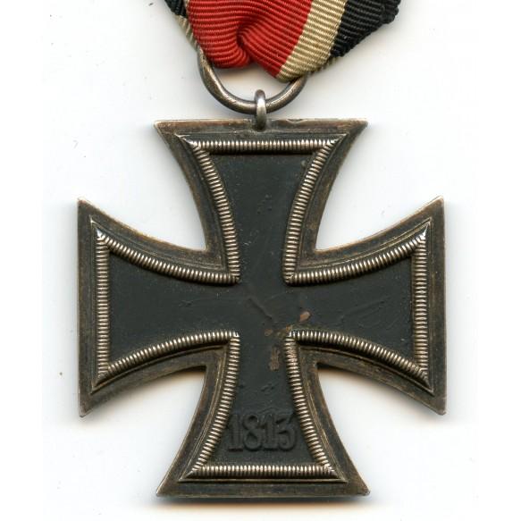 """Iron cross 2nd class by Robert Hauschild """"56"""""""