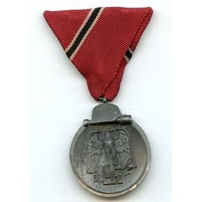 "East front medal by Steinhauer & Lück ""4"",  Austrian mount"
