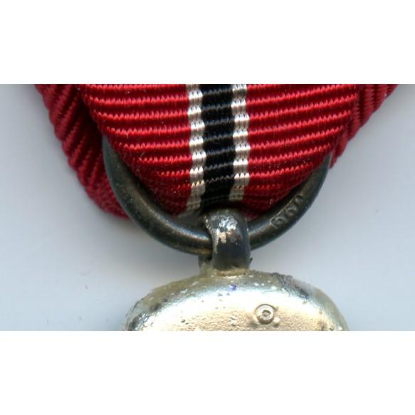 """East front medal by Rudolf Wächtler & Lange """"100"""""""