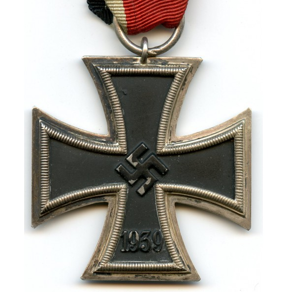 Iron cross 2nd class by Otto Schickle, early zink core variant