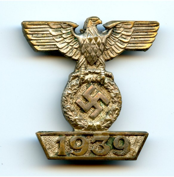 "Iron cross clasp 2nd class by C.E. Juncker ""L/12"""