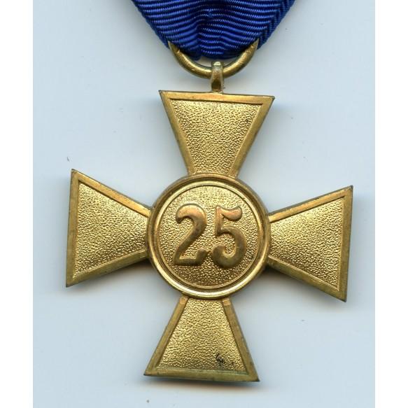 Army 40 year service award