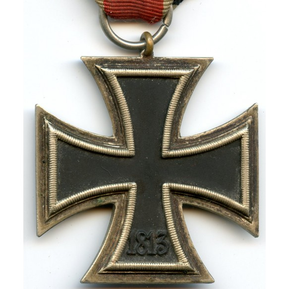 "Iron cross 2nd class by C.E. Juncker ""full Juncker"""