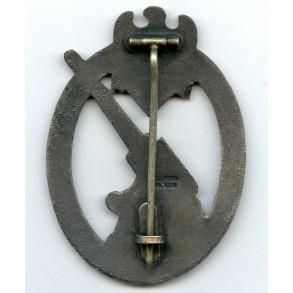 Army flak badge by C.E. Juncker