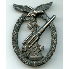Luftwaffe flak badge by G. Brehmer