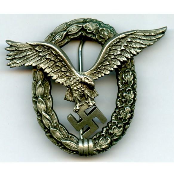 Luftwaffe pilot badge by IMME Berlin