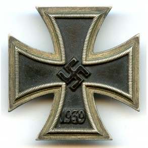 Iron cross 1st class by Paul Meybauer