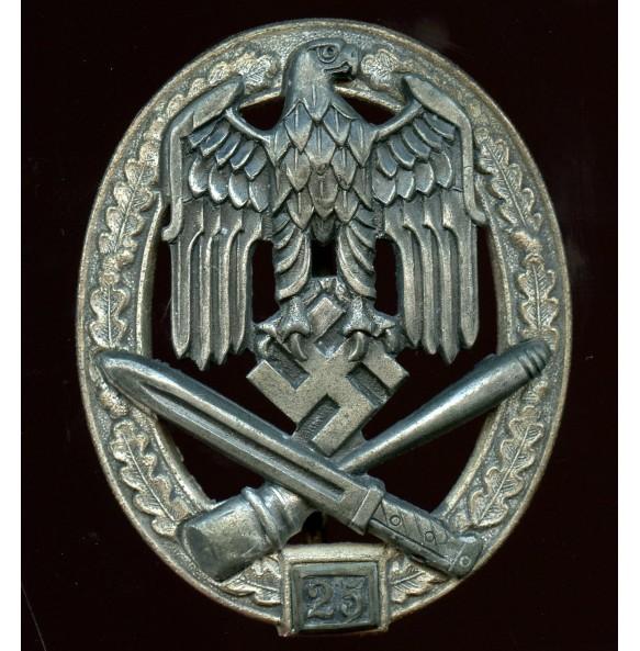 General assault badge 25 assaults by R. Karneth