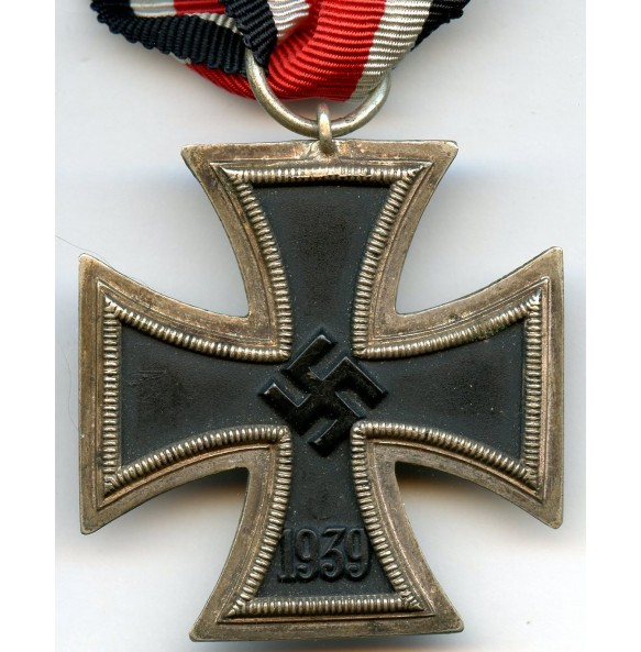 1939 Iron cross 2nd class by J. Maurer