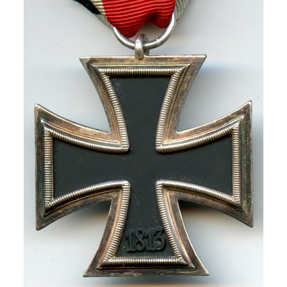 "Iron cross 2nd class by Berlin maker ""23"""