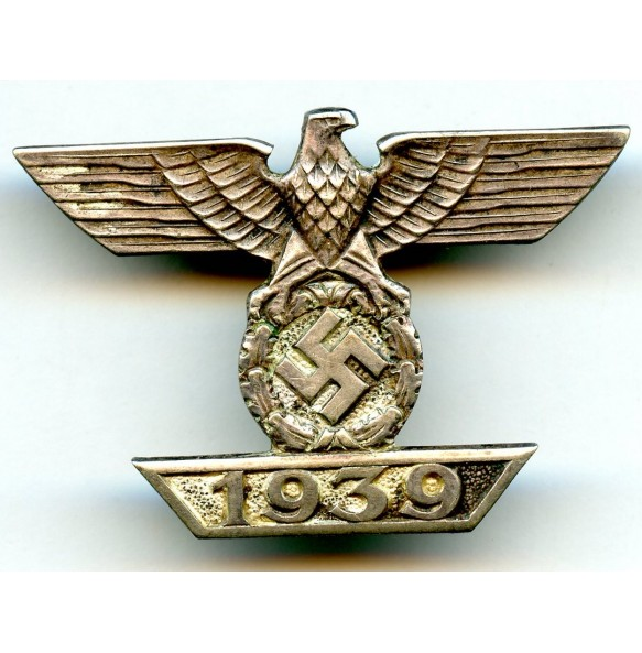 Iron cross clasp 1st class by B.H. Mayer