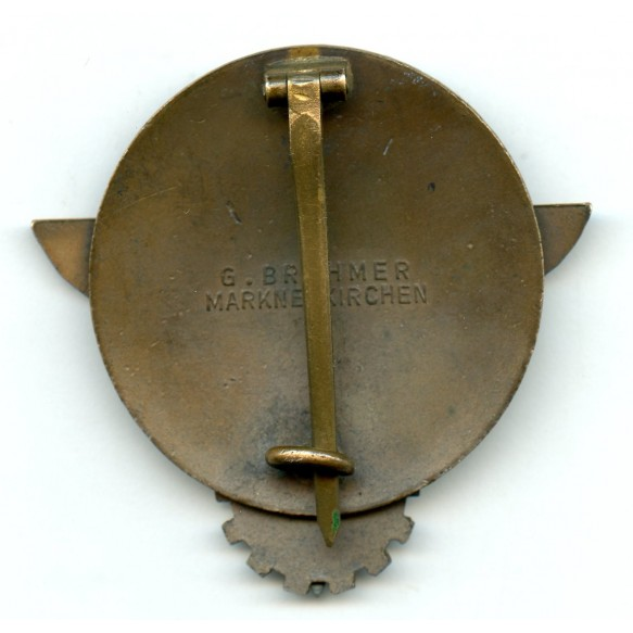 HJ Kreissieger badge by Gustav Brehmer