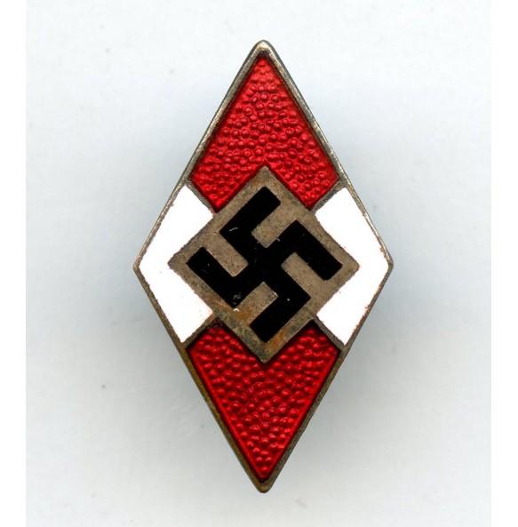 "HJ membership diamond pin by Karl Hensler ""6"" RZM"