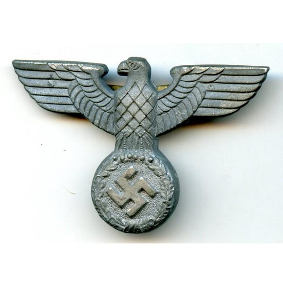 Political cap eagle, late war variant