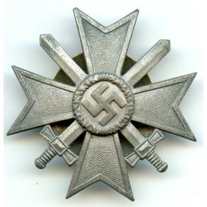 """War merit cross 1st class by C.F. Zimmermann """"L/52"""""""