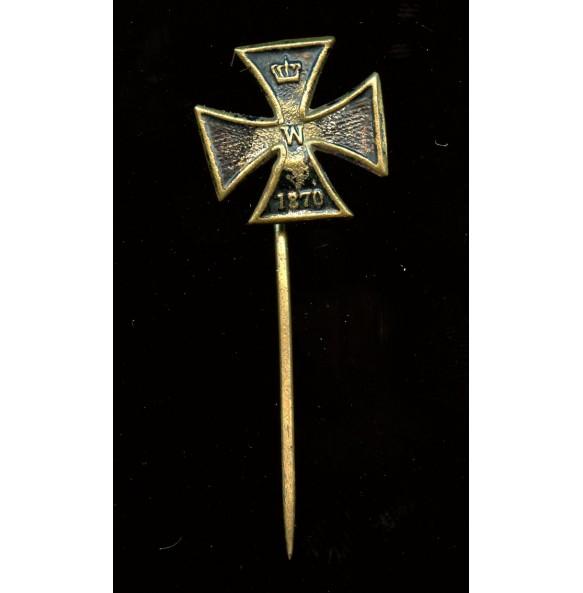1870 Iron cross miniature