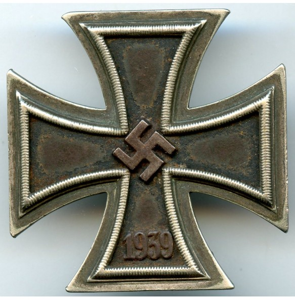 """Iron cross 1st class by Rudolf Wächtler & Lange """"100"""""""