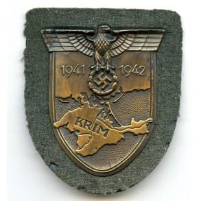"""Krim shield by Josef Feix """"J.F.S.42"""""""