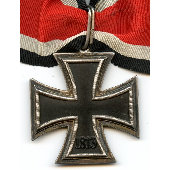 "Knights Cross of the iron cross by C.E. Juncker ""L/12"""