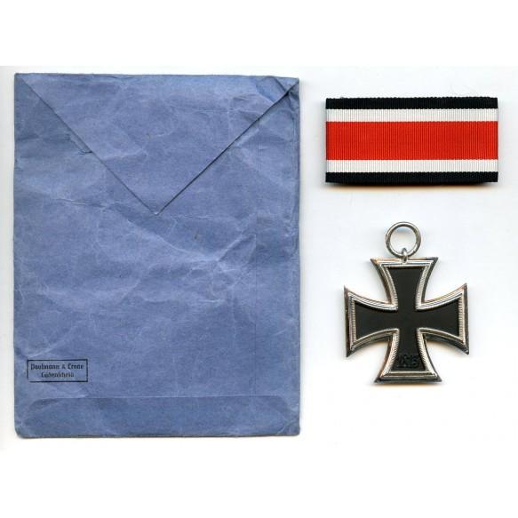 Iron cross 2nd class by Paulmann & Crone + package