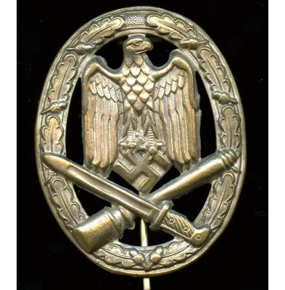 """General assault badge """"unknown maker nr1!"""""""