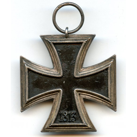 Iron cross 2nd class, silver content mark + unknown marking