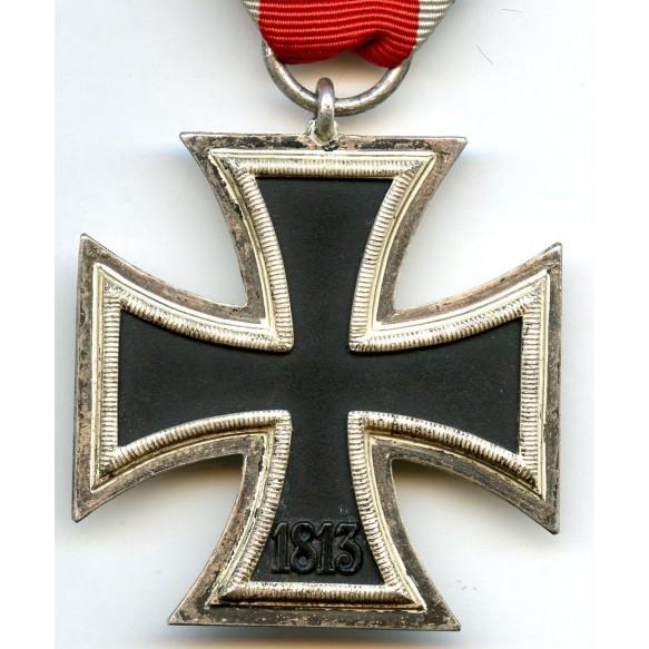 Iron cross 2nd class by Rudolf Wächtler & Lange MINT