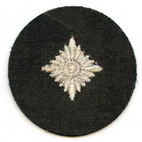 "Rank patch for army ""Schütze"""