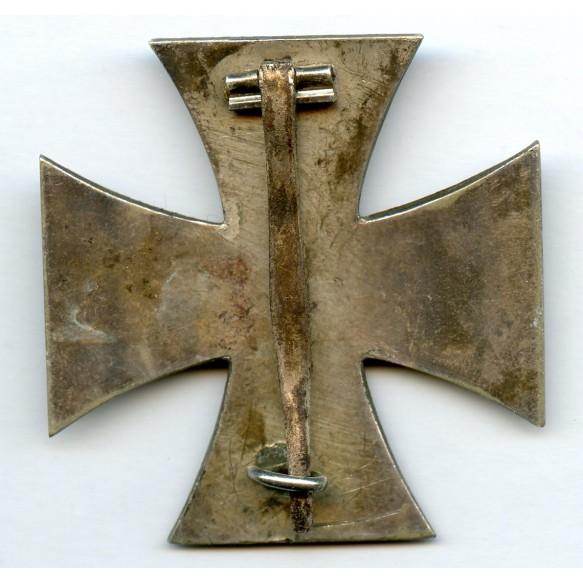 Iron cross 1st class by F. Linden