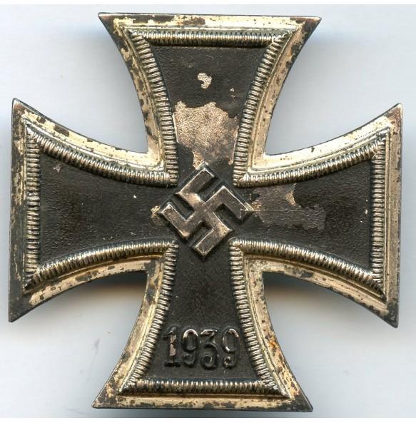 Iron cross 1st class by Petz & Lorenz